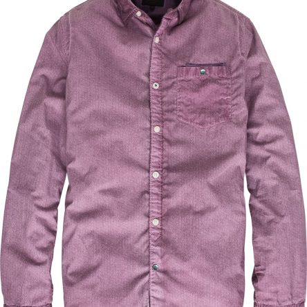 Poplin Print Quentin Very Grape – PME Legend