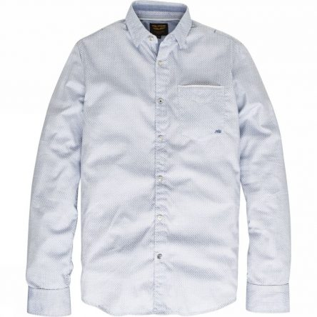 Shirt LS Light Blue – PME Legend